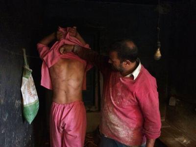 Kashmiris allege night terror by Indian troops in crackdown