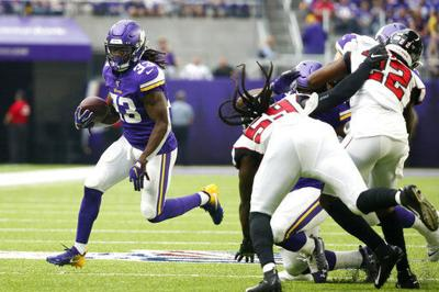 Cook's presence in backfield makes major impact on Vikings