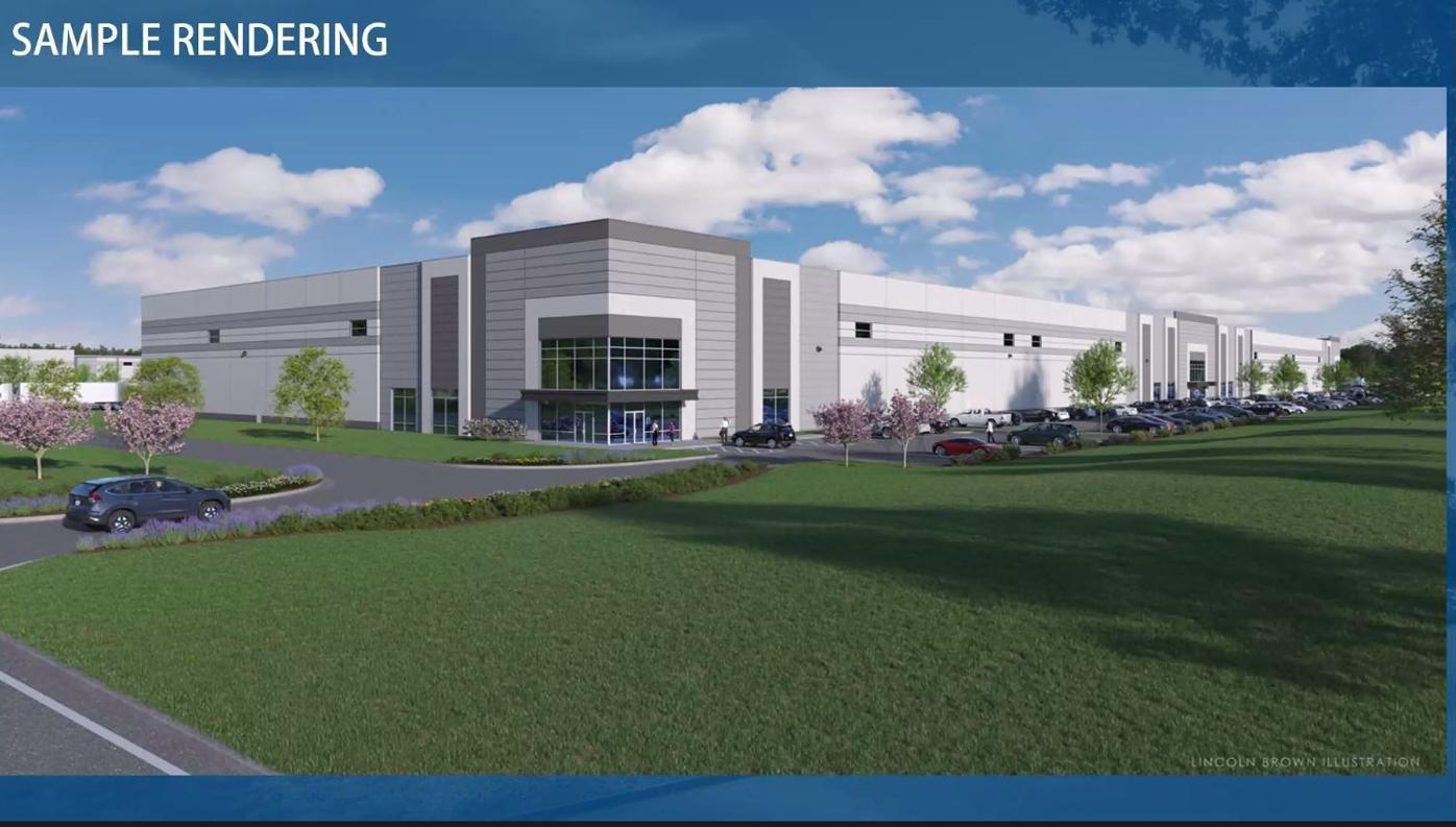 Scannell Properties development rendering 2