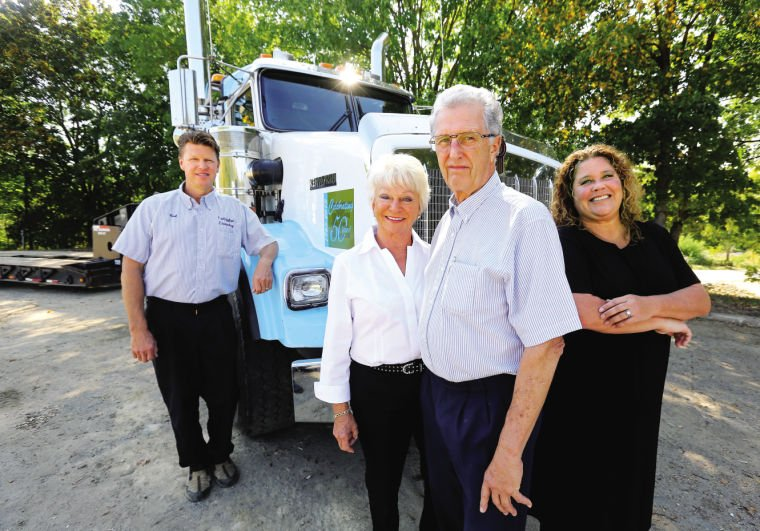 Dubuque's Tschiggfrie Excavating celebrates 50 years in business