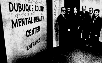 Throwback Thursday Dubuque Mental Health Center Opens 50 Years Ago