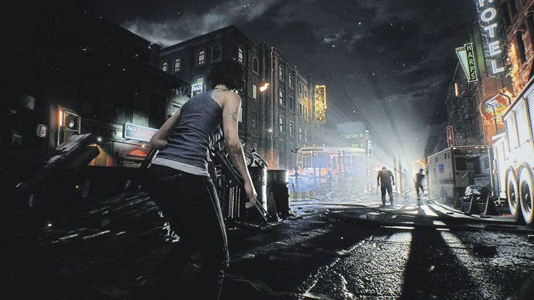 Video game preview: 'Resident Evil 3' remake updates an innovative ...