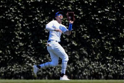 Nationals Cubs Baseball