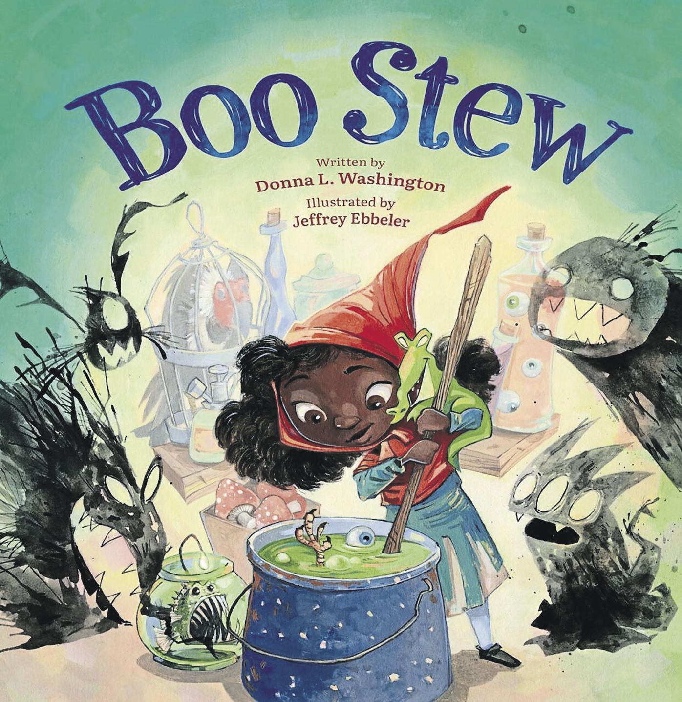 'Boo Stew'