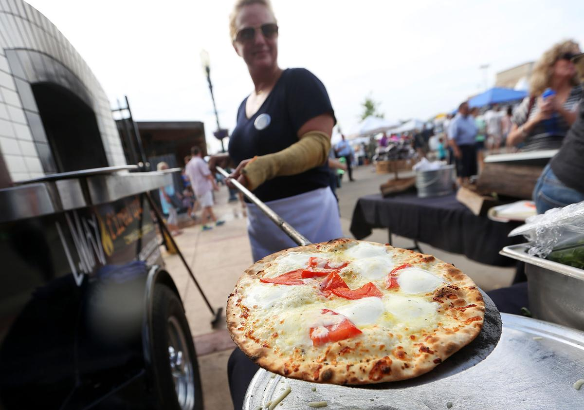 Sweet Treats Cool Eats On Tap For Taste Of Dubuque
