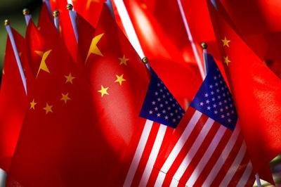 China's economy czar going to Washington to sign trade deal