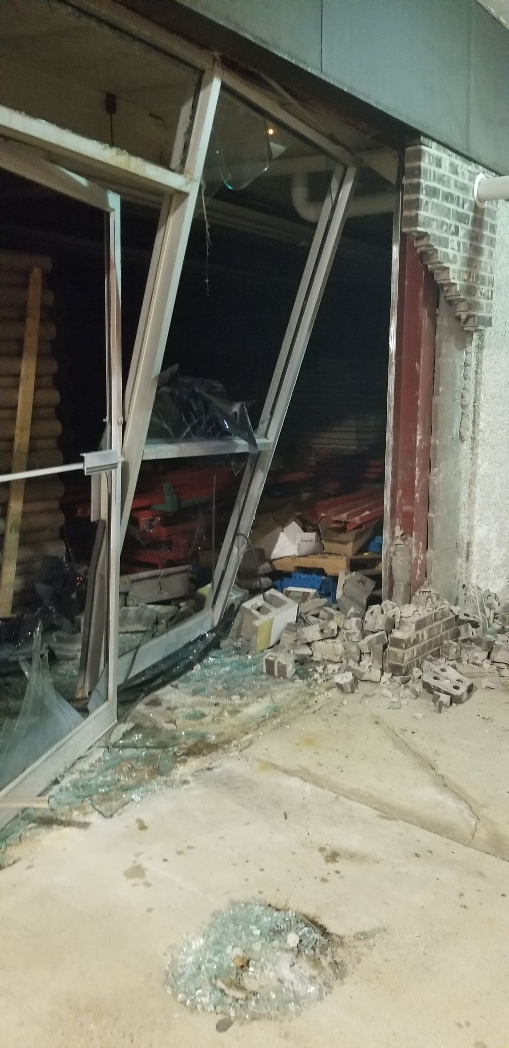 SW Wisconsin man faces charges after driving into building for 2nd time in 16 months