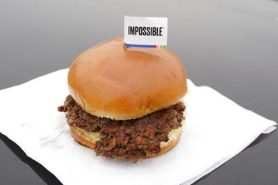 Is that soy in your Whopper? Plant-based meat sales rising