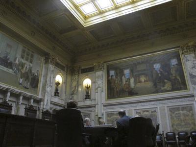 Wisconsin justices skeptical of GOP redistricting proposal
