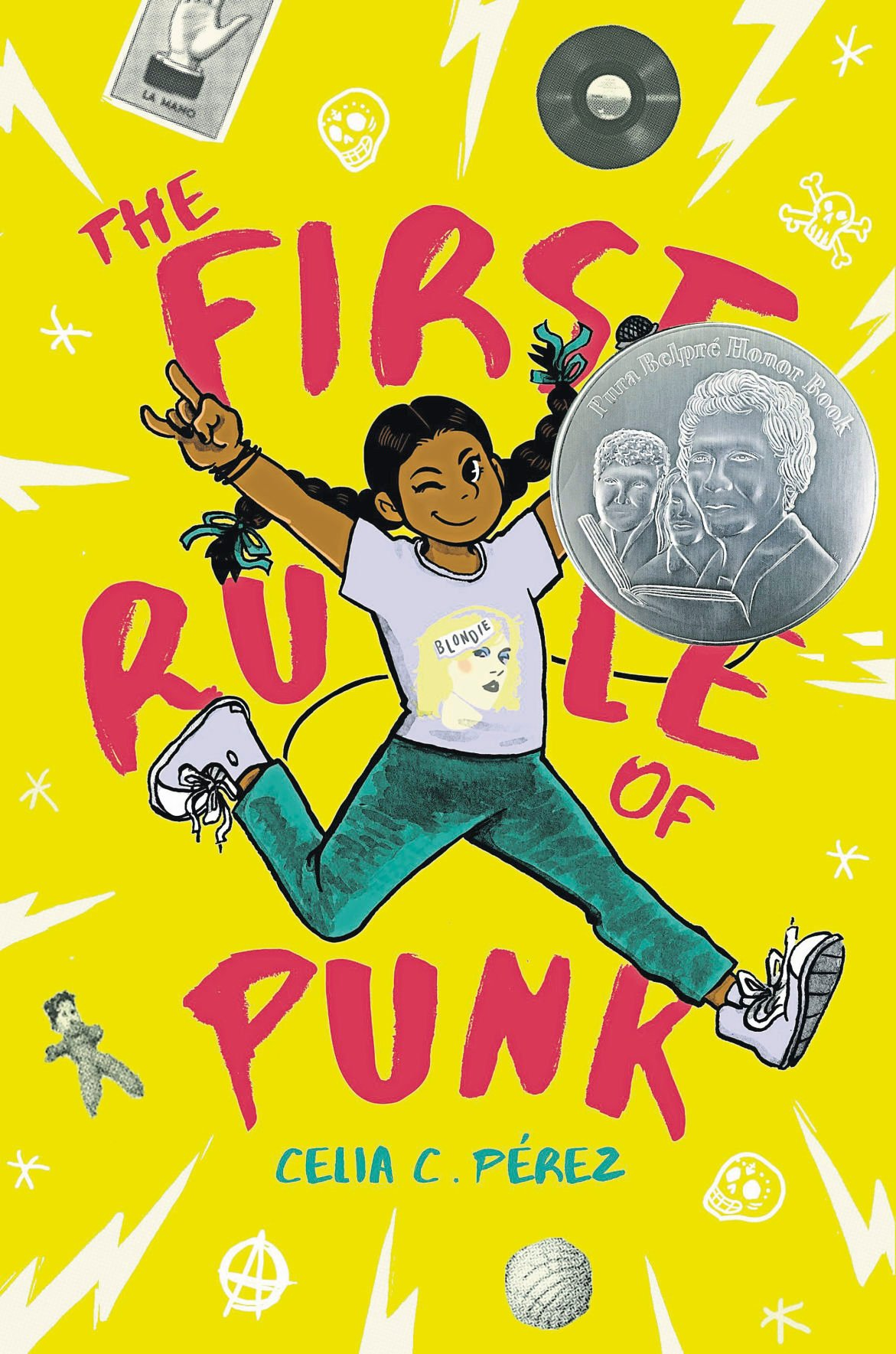 'The First Rule of Punk'