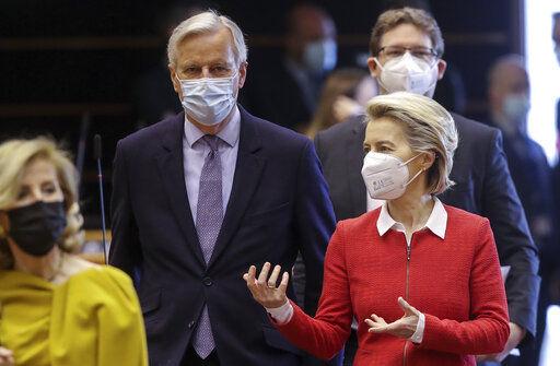 European Parliament set to greenlight post-Brexit trade deal