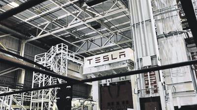 Tesla trillion