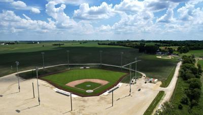 MLB field