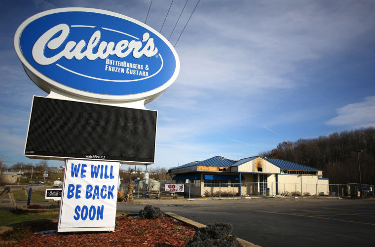 Culver S Owner Plans To Rebuild Tri State News