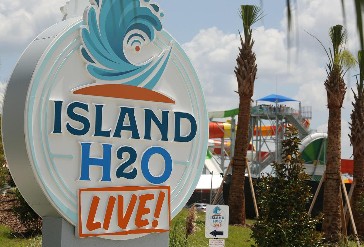Margaritaville's new water park makes a splash with high-tech