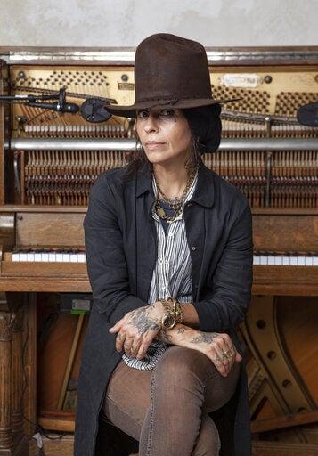 Linda Perry, pioneering producer, smashing through history