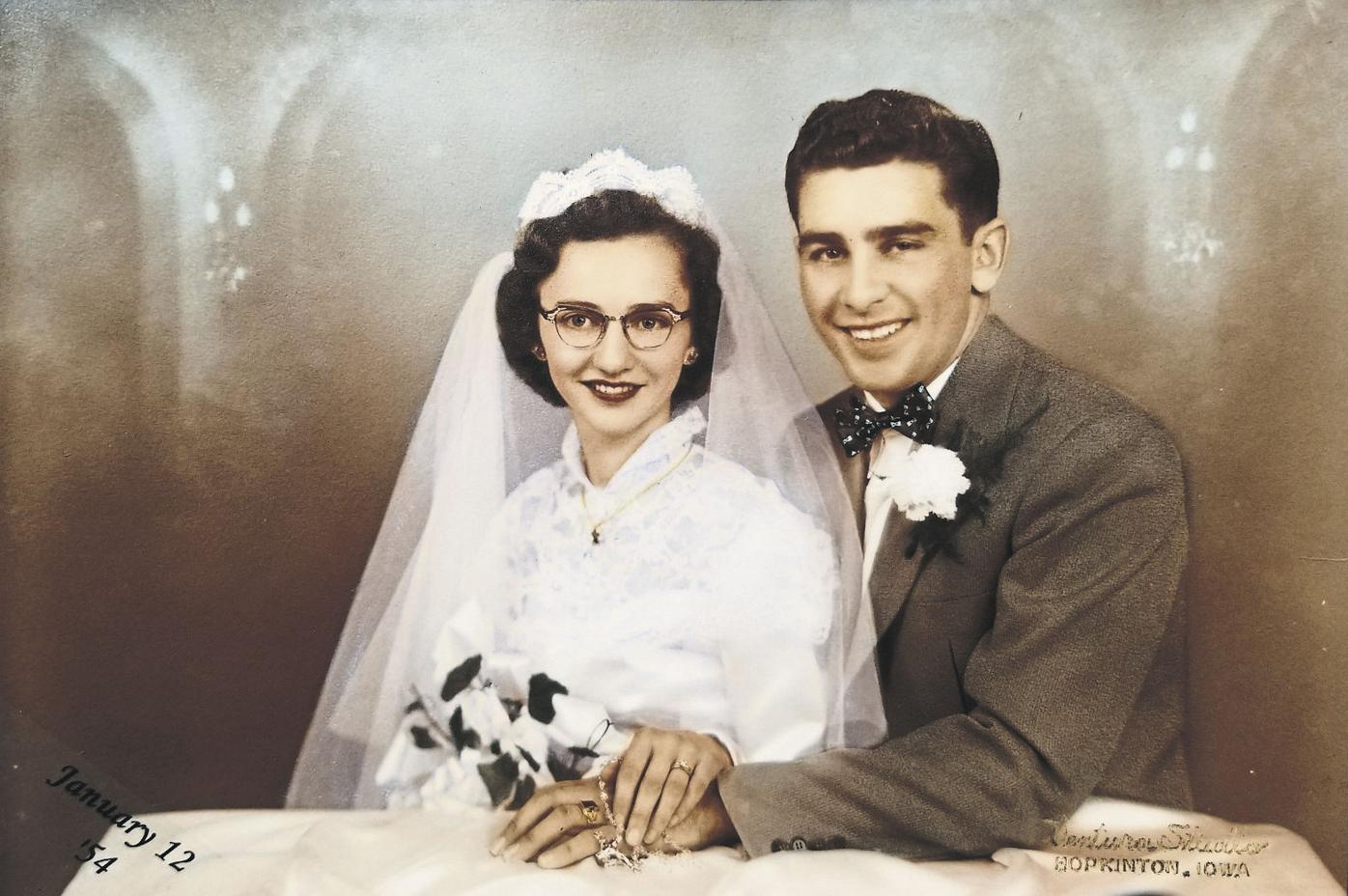 Love that lasts: Doris and Alvin Hermsen