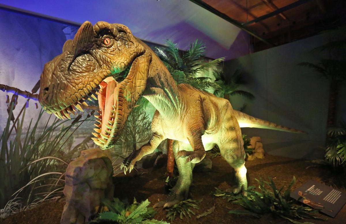 dinosaurs in dubuque