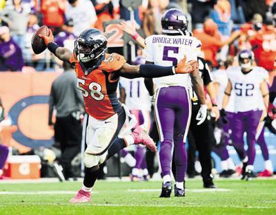 5c490466 NFL roundup: Broncos edge Vikings | Other Sports | telegraphherald.com