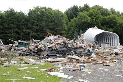 Wisconsin home explodes, killing man who was likely asleep