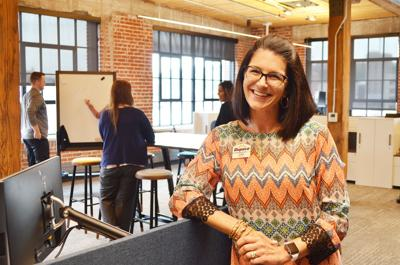 Chief People Officer Lisa Bowers