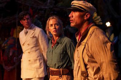 'Jungle Cruise' sails atop box office despite COVID concerns