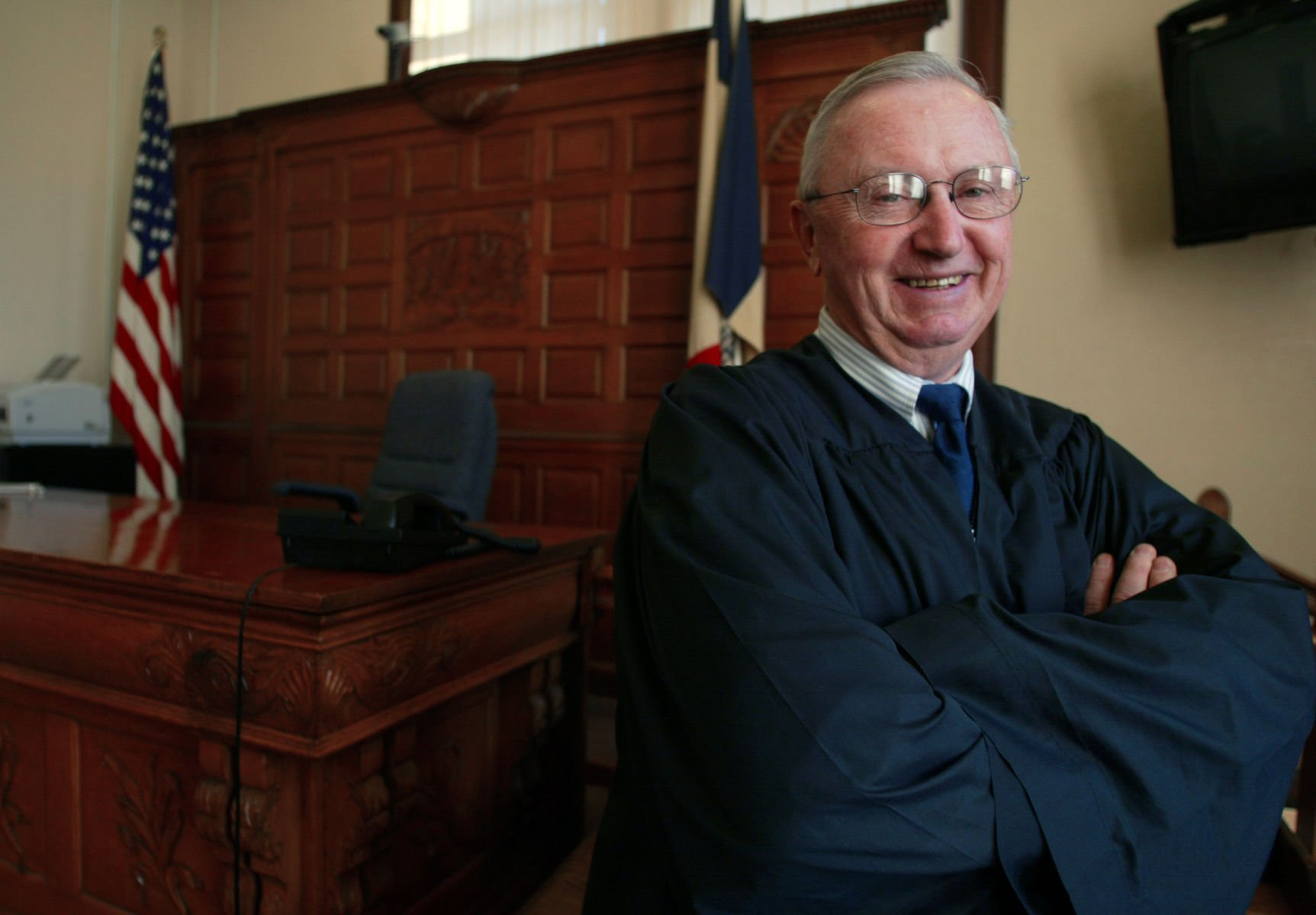 Long Serving Dubuque County Judge Dies At Age 79