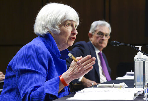 Yellen warns delay in raising debt limit will slow economy
