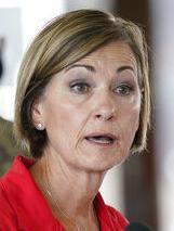 Iowa governor, aides appear in PR video for no-bid vendor