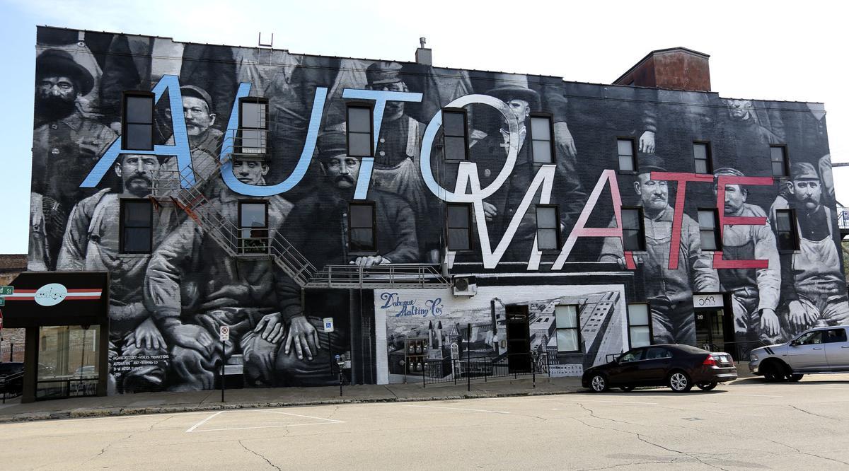 Murals Automate