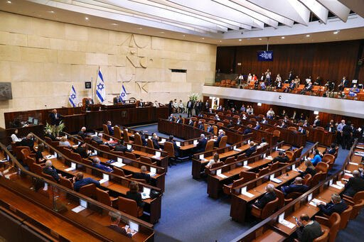 Netanyahu asked to form new government, but faces long odds