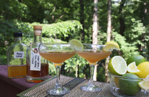 Love infusions in your cocktails? Bring that skill home