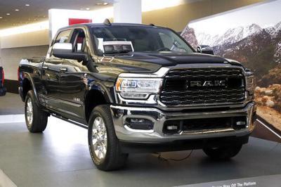 Ram unseats Chevy Silverado as No. 2 in U.S. vehicle sales