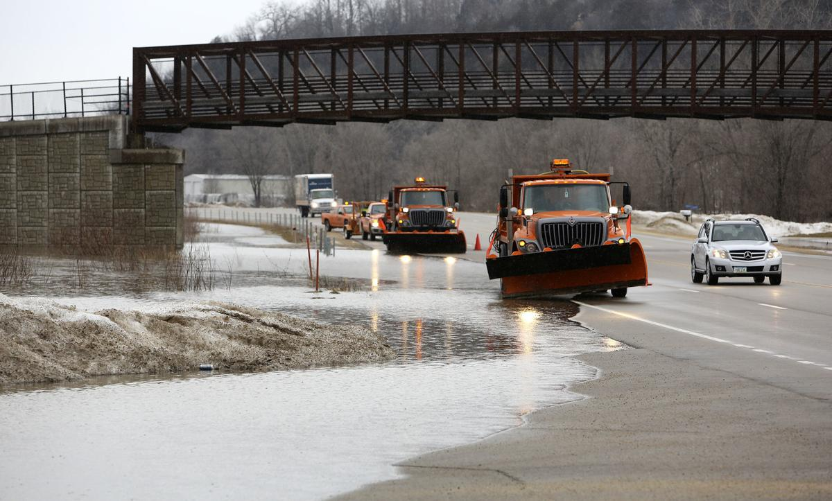 UPDATE: Roads closed throughout tri-states due to flooding
