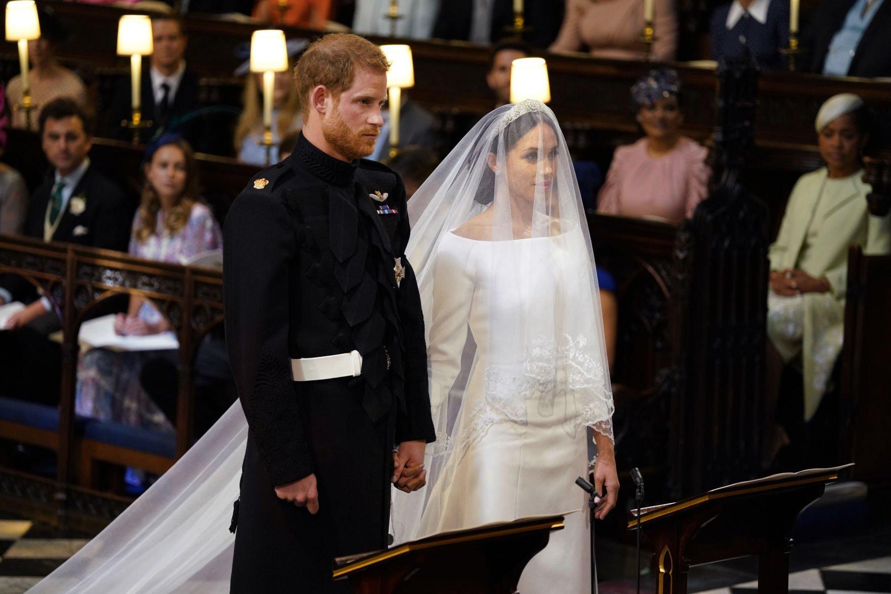 Britain Royal Wedding Prince Harry Meghan Markle