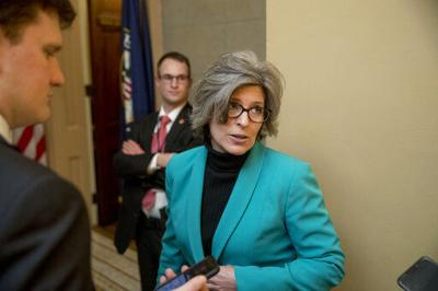 Iowa's Sen. Ernst repays $1,900 tax break claimed in error