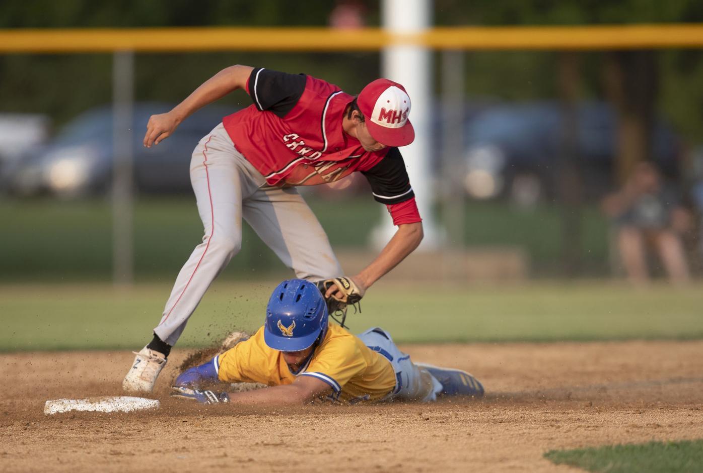 Wahlert vs Maquoketa Baseball