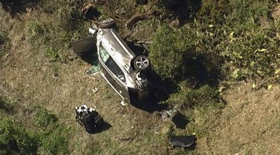 Authorities: No evidence Tiger Woods was impaired in crash