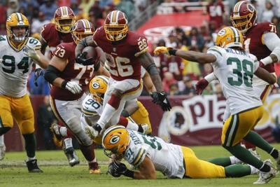 d0adf45604c NFL: Redskins hurdle Packers | Other Sports | telegraphherald.com