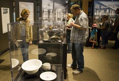 'Titanic' exhibit drew 154,065 to river museum