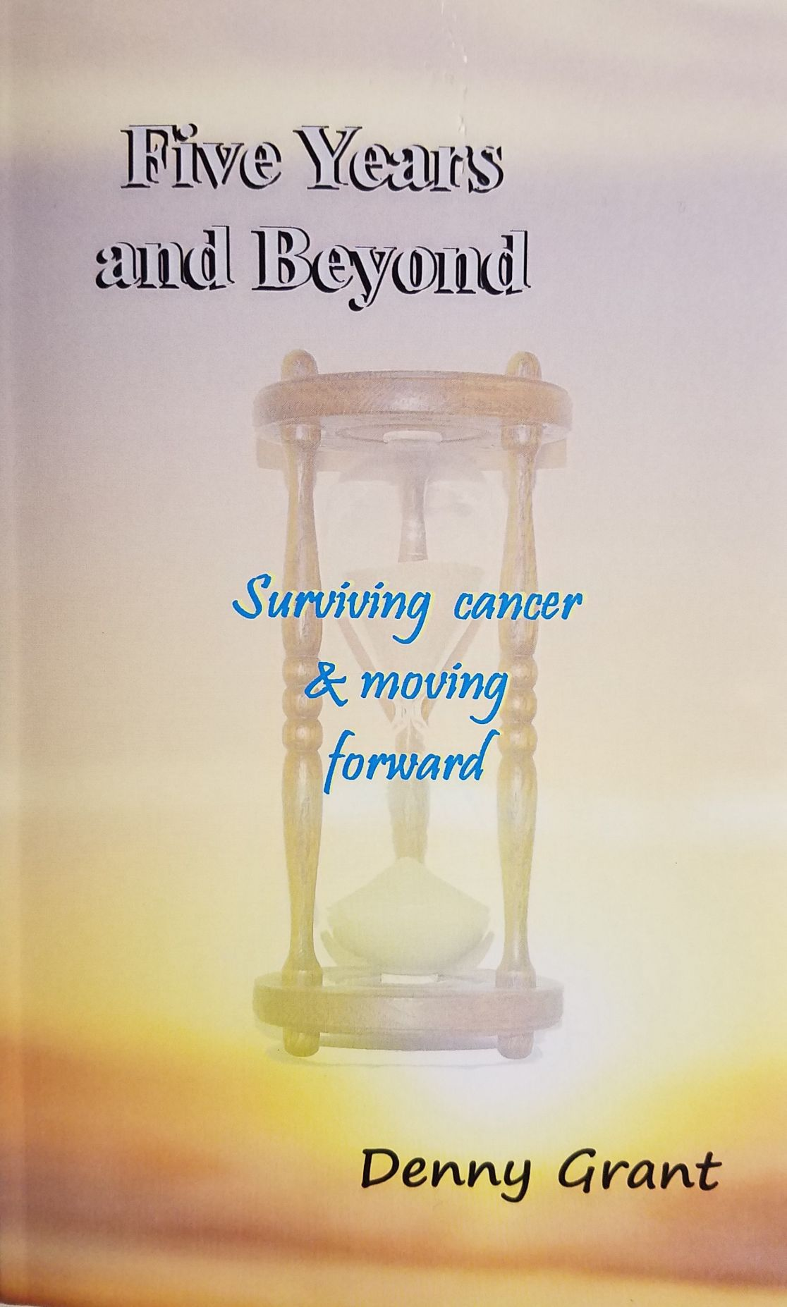 Local author shares his journey through his cancer diagnosis ...