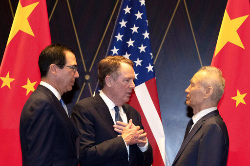 Hopes are dim as US and China resume high-stakes trade talks