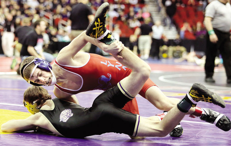 Prep Wrestling City Sends 3 To State Quarterfinals Local Sports