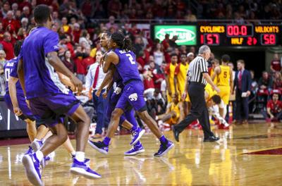 barry brown lifts kansas state over no 20 iowa state other sports