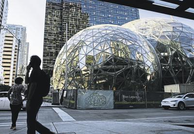 Amazon pressure
