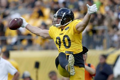Steelers Watt Football