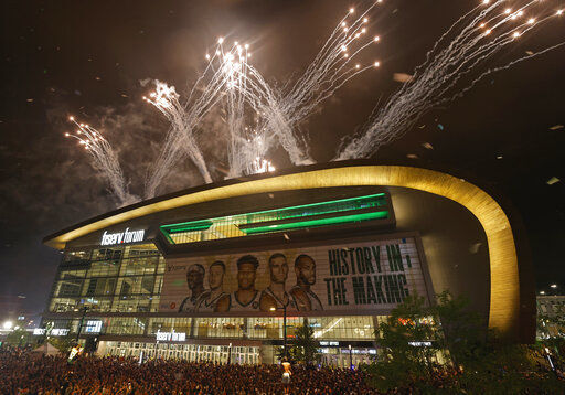 Shootings during Milwaukee NBA Finals celebrations wound 3