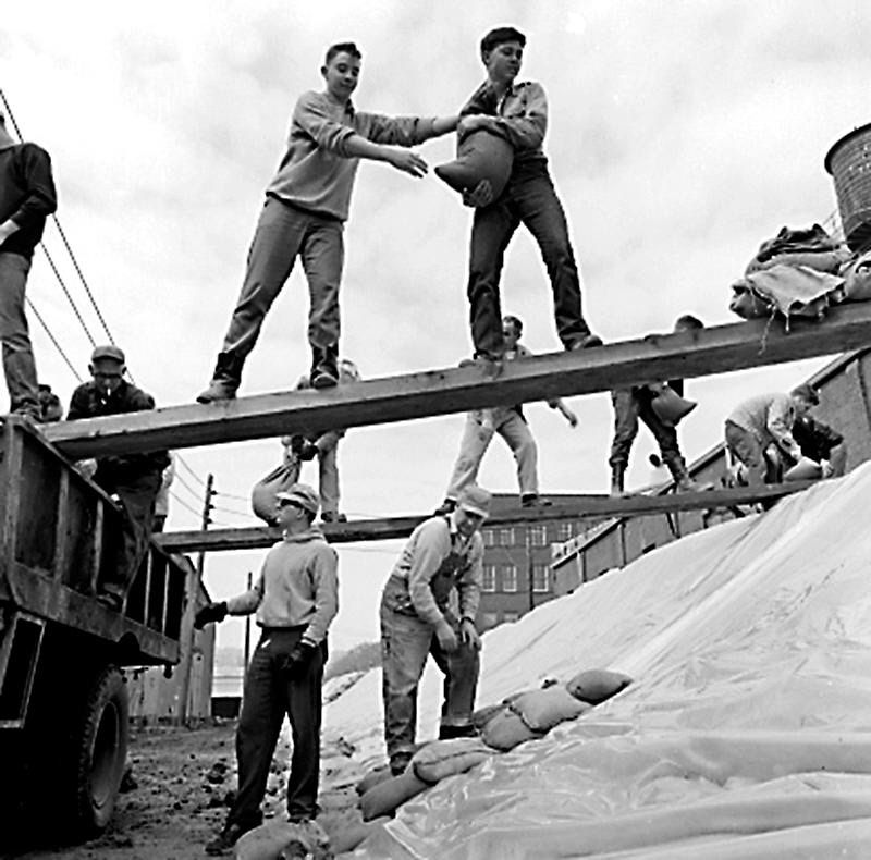 The Big One: Dubuquers recall the massive flood of 1965