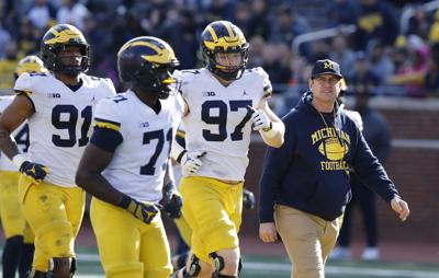 Michigan Preview Football