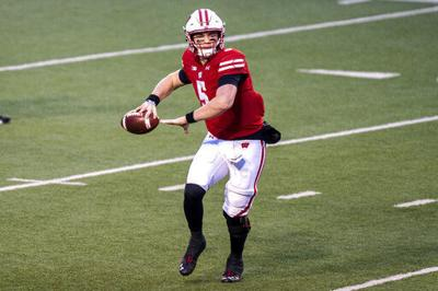 Wisconsin's Mertz looks to get back on track vs Wake Forest